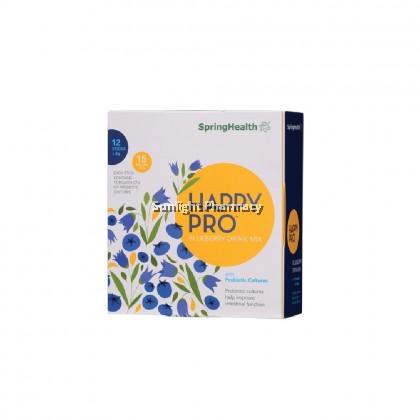 Springhealth Happy Pro 2G X 12